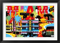 Framed Miami