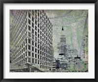 Framed Cityscape I