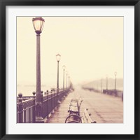 Framed Meet Me at the Pier No.2