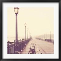 Framed Meet Me at the Pier No.2