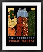 Framed Public Market