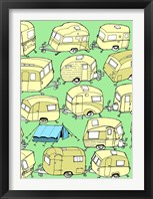 Framed Odd Ones - Tent