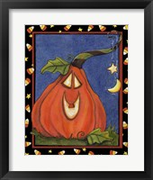 Framed Pumpkin 0011