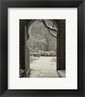 Framed Secret Garden Redux