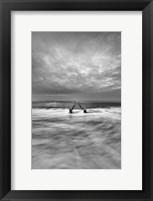 Framed Yin Yang