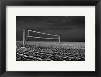 Framed Night Volley