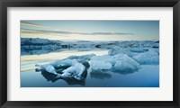 Framed Iceberg 2-2