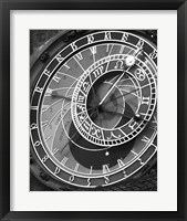 Framed Astronomic Watch Praha 11