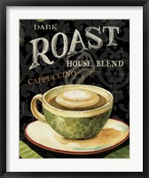 Today's Coffee III Framed Print