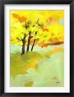 Framed Autumn Trio