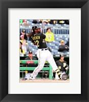 Framed Andrew McCutchen 2014 baseball