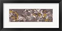 Framed Blossom Bubbles I