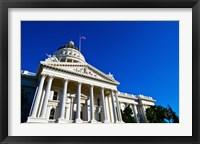 Framed California State Capitol, Sacramento, California