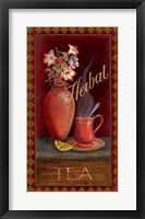 Framed Herbal Tea