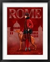Framed Rome