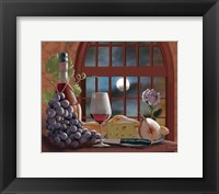 Chianti By Moonlight Framed Print