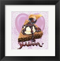 Framed ChocolateYum