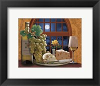 Moonlight Chardonnay Framed Print