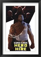 Framed Luke Cage