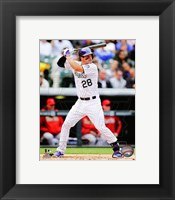 Framed Nolan Arenado 2014 Action