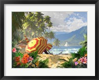 Framed Island Getaway