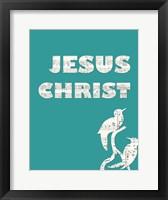 Framed Jesus Christ