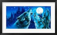 Framed Moon Song