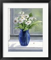 Framed Daisies