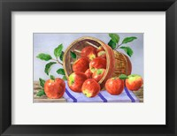 Framed Just Apples