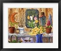 Framed Think Spring