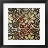Framed Mystic Tiles II