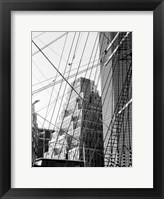 Framed South Street Seaport I