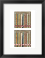2-Up Paper Fences II Framed Print