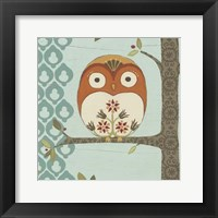 Forest Whimsy I Framed Print
