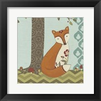 Forest Whimsy III Framed Print