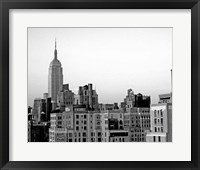 NYC Skyline VI Framed Print