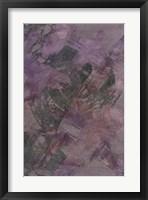 Haze II Framed Print