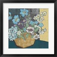 Bountiful Spring I Framed Print