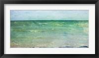 Framed Crystal Coast