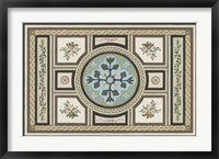Chateau Panel II Framed Print