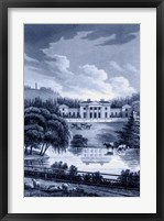 Estate View I Framed Print