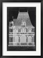 Graphic Facade II Framed Print