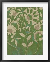 Flourishing Vine II Framed Print