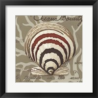 Seaside Sonnet II Framed Print