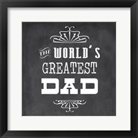 Framed World's Greatest Dad II