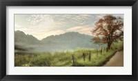 Framed Autumn's Aproach