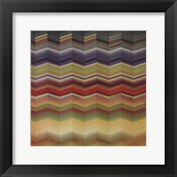 Framed Color & Cadence I