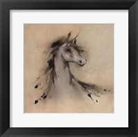 Framed Horse Play I