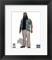 Framed Bray Wyatt 2013