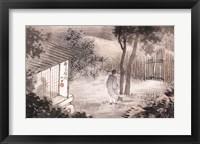 Framed Between the Seongjaesu